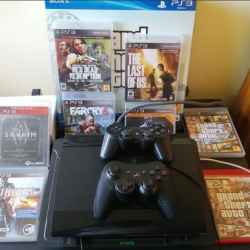 Consola PS3 Super Slim 500 GB