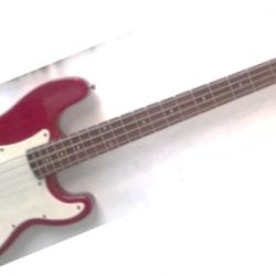Bajo tipo Fender