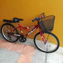 Bicicleta Roja R 24